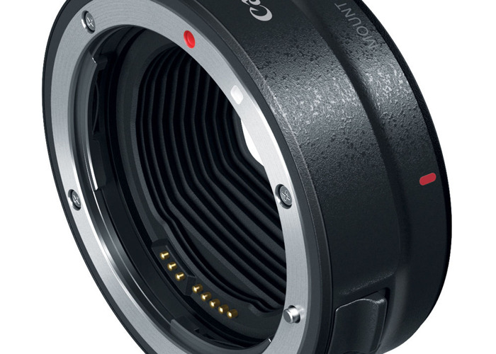 Canon EOS R Mirrorless Full Frame Digital Camera - 2