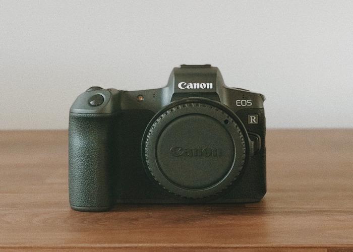 Canon EOS R Mirrorless Full Frame Digital Camera - 1