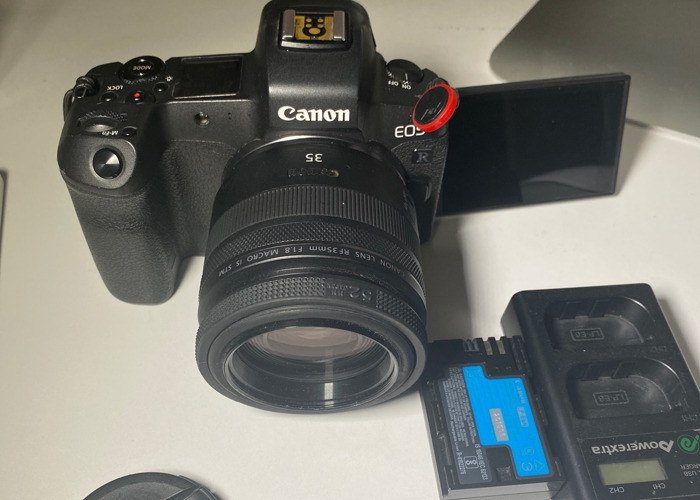 Canon eos r rf35mm f1.8 macro is stm  - 1