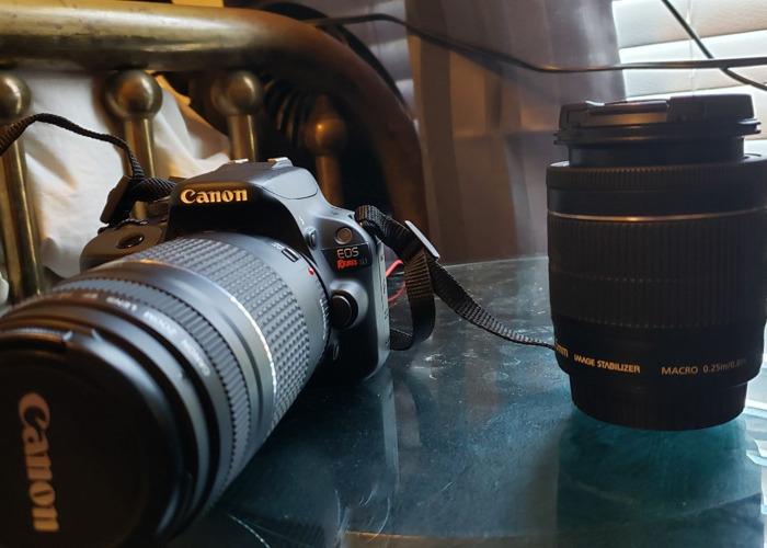 Canon EOS Rebel SL1 - 1