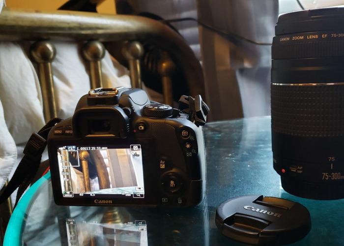 Canon EOS Rebel SL1 - 2