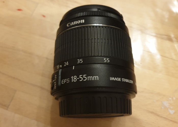 Canon EOS Rebel T3i + 10-22mm + 55-250mm + 50mm + 18-55mm - 2