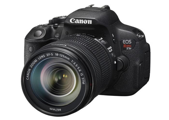 Canon EOS Rebel T5i  - 1