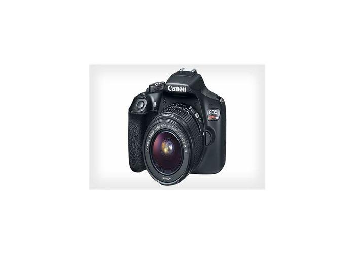 Canon EOS Rebel T6 - 1