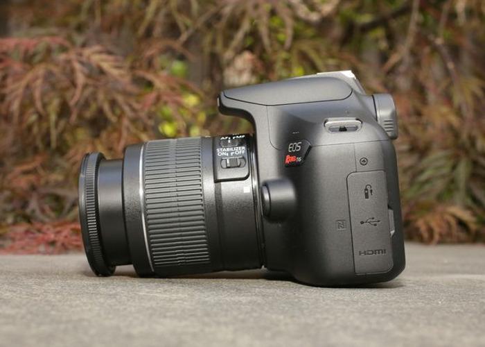Canon EOS Rebel T6 - 2