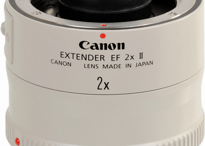 Canon Extender 2x EFII - 1