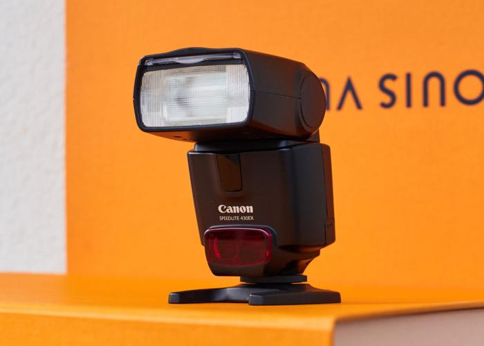 Canon Flash 430EX Speedlite - 1