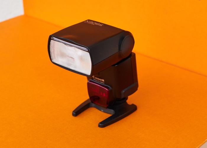 Canon Flash 580EX Speedlite - 2