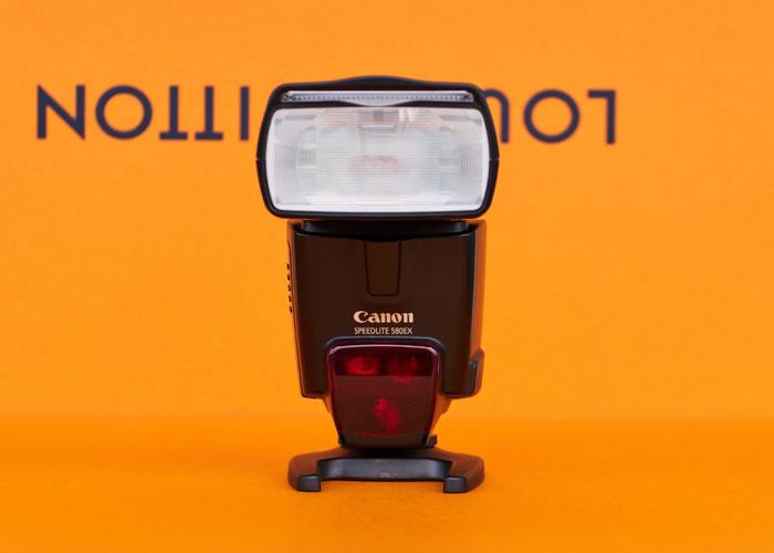 Canon Flash 580EX Speedlite - 1