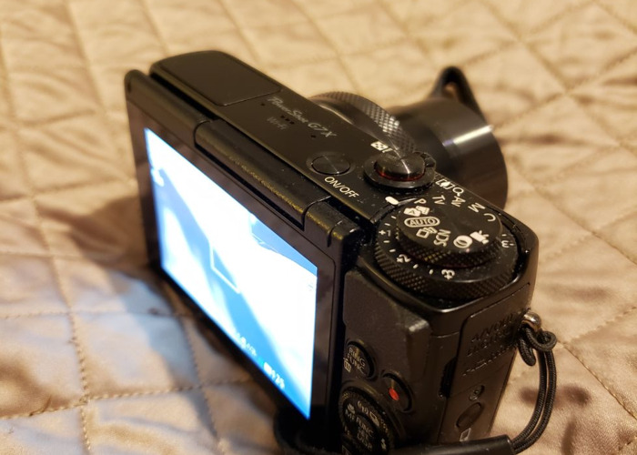 Canon G7X powershot - 2