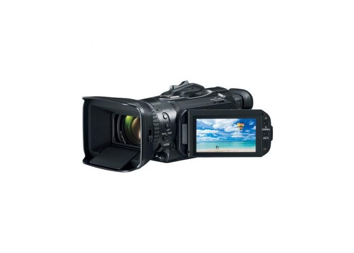Canon GX10 UHD 4K Camcorder - 1