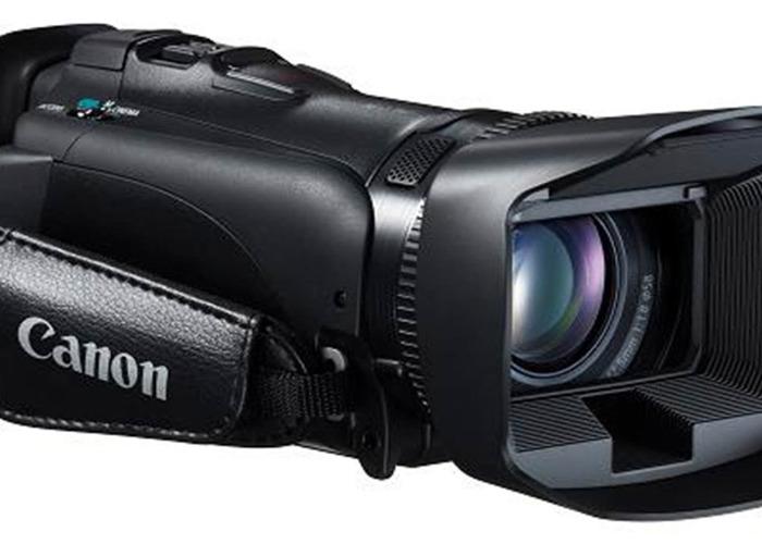 Canon HFg25 - 1
