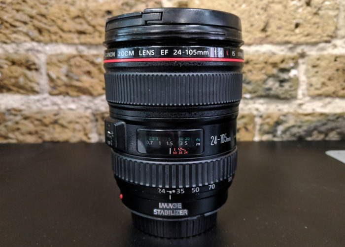 Canon L 24-105mm f4 IS - 2