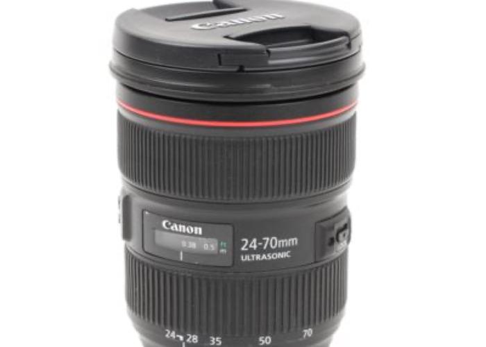 Canon L 24-70 2.8 II - 1