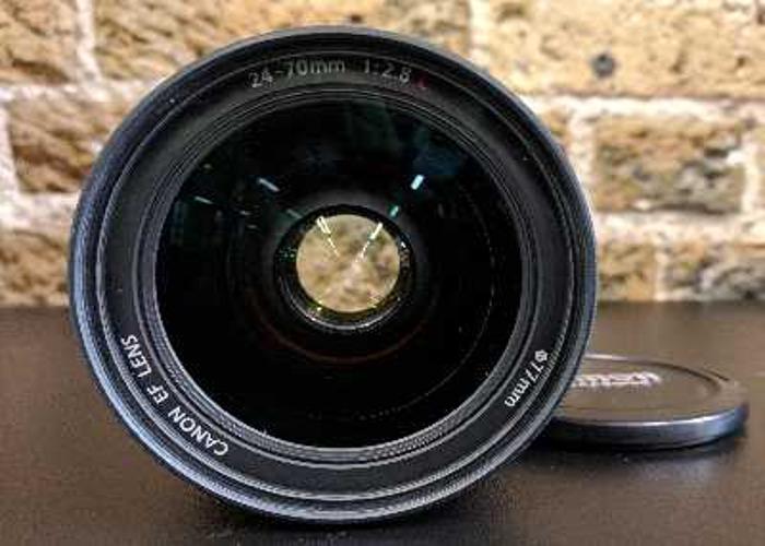 Canon L 24-70mm f2.8 USM Mark I - 2
