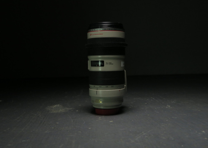 Canon EF 70-200mm F2.8L IS II USM - 1