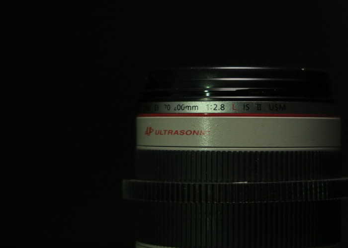 Canon EF 70-200mm F2.8L IS II USM - 2
