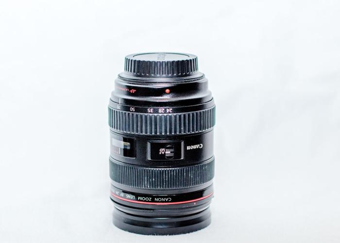 Canon Lens - EF 24-70mm f/2.8L II USM - 2