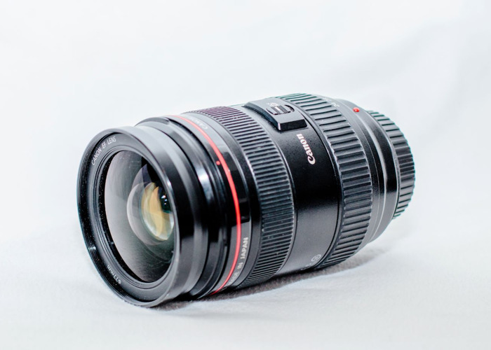 Canon Lens - EF 24-70mm f/2.8L II USM - 1