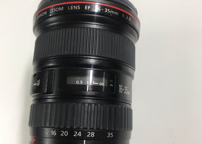 Canon lens 16-36 mm F/4 IS USM - 2