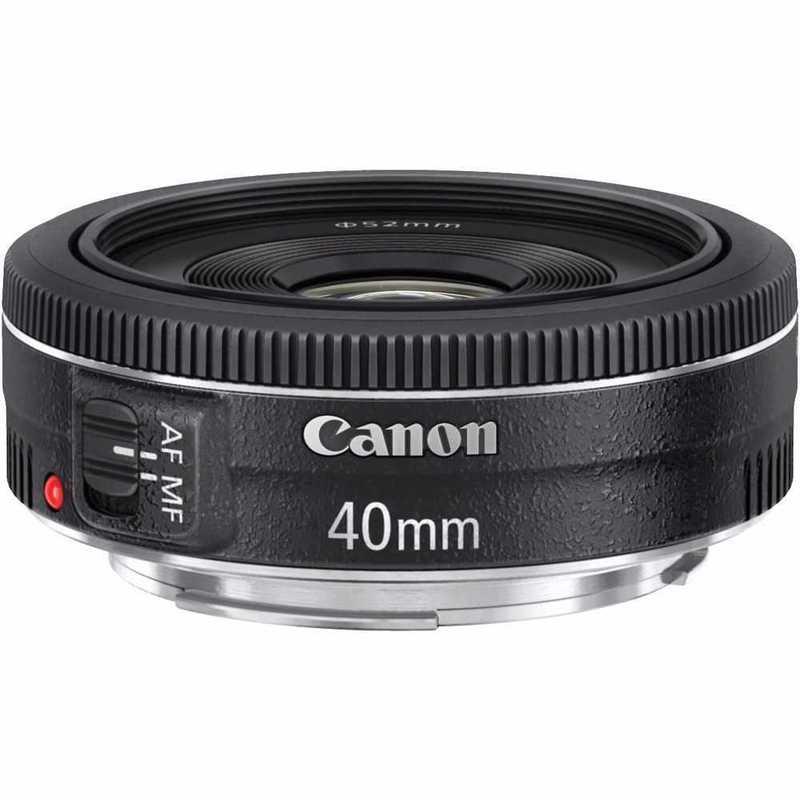 Canon Lens 40mm f/2.8  - 1