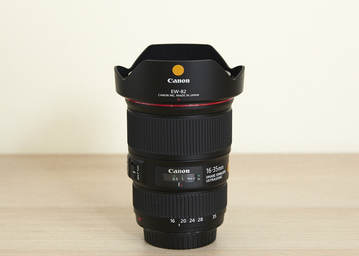 Canon Lens Kit (24-70mm f2.8, 70-200mm f2.8) - 1