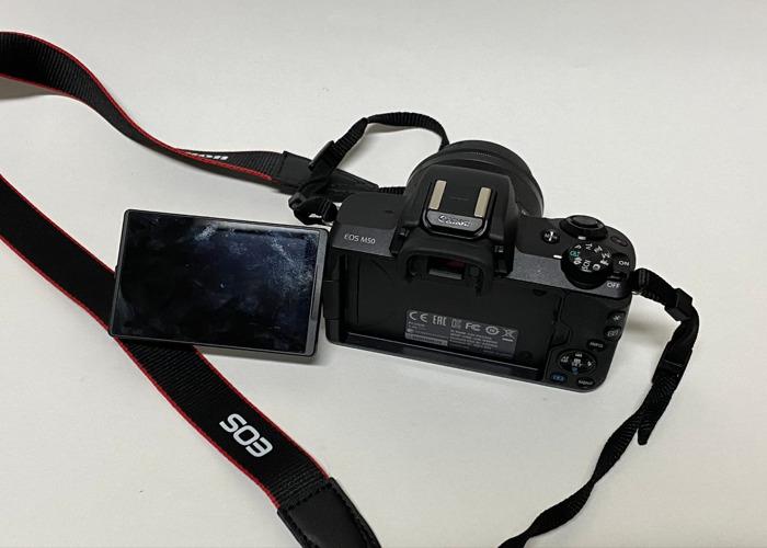 Canon M50 - 2