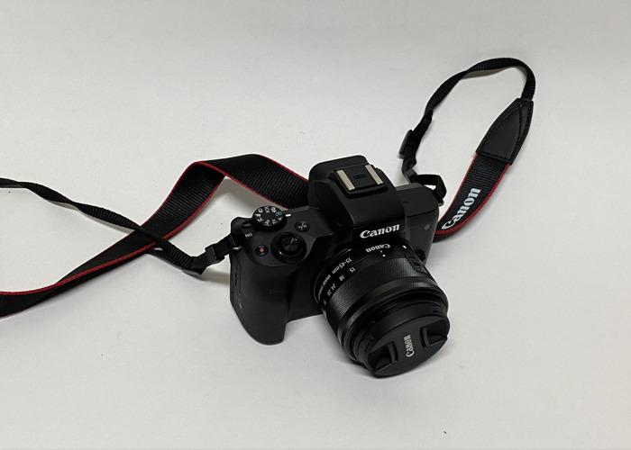 Canon M50 - 1