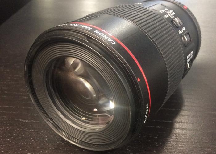 Canon Macro EF 100mm L Series - 2