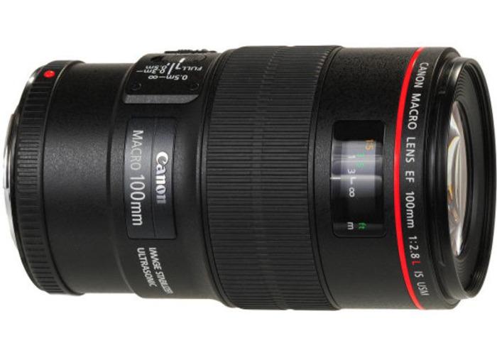 Canon Macro EF 100mm L Series - 1