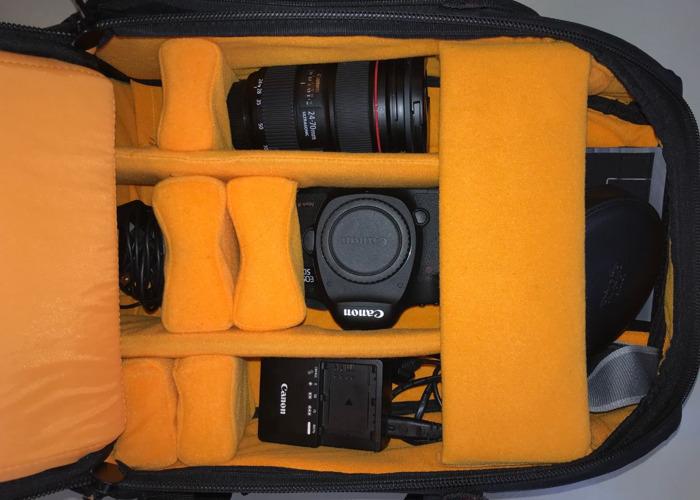 Canon 5D Mark III Kit + Canon EF 24 - 70mm f/2.8 - 1