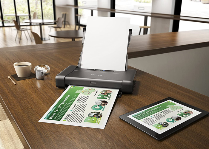 Portable Office Printer Canon PIXMA iP110 - 2
