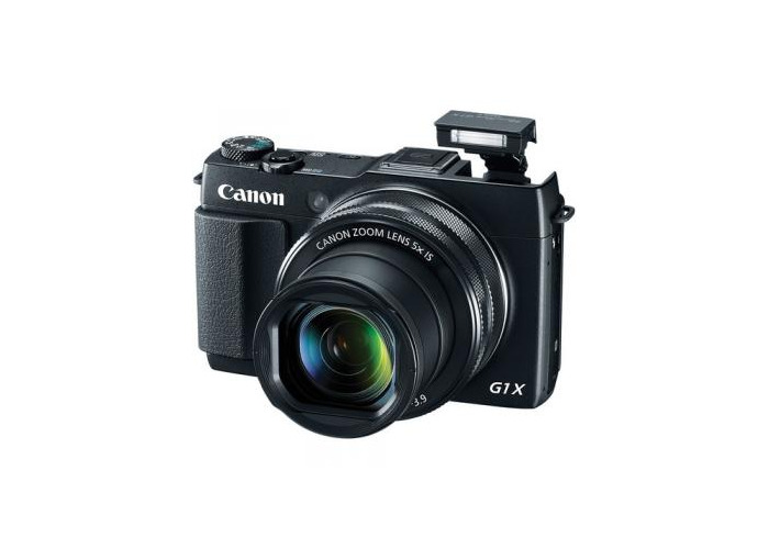 Canon PowerShot G1 X Mark II Digital Camera - 1