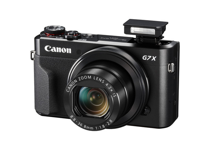 Canon PowerShot G7 X Mark II Digital Camera - 2