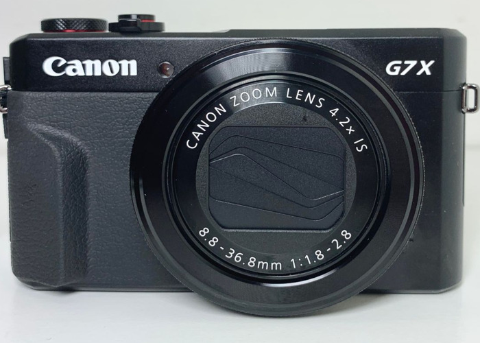 Canon Powershot G7X Mark II - 1