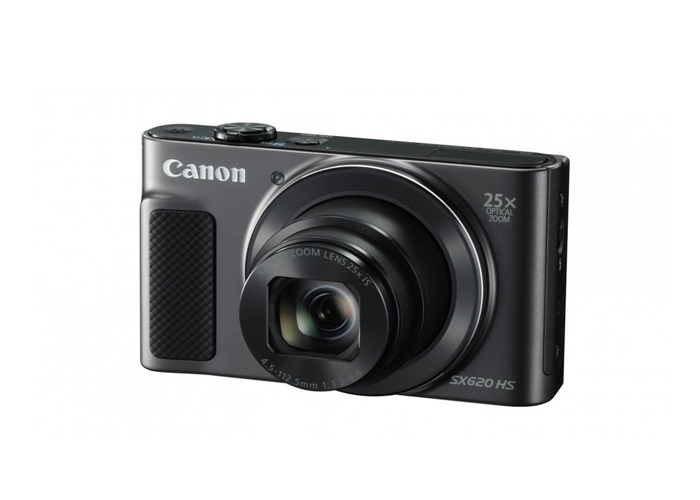 Canon Powershot SX620 HS Digital Camera - Black - Brand New - 1