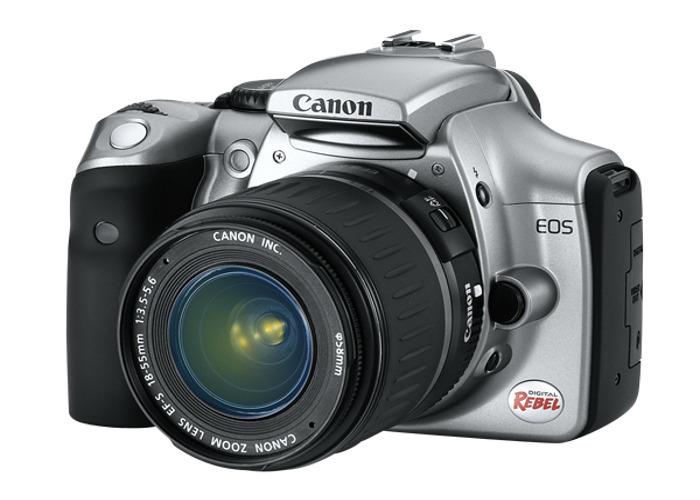 Canon Rebel dSLR EOS - 1