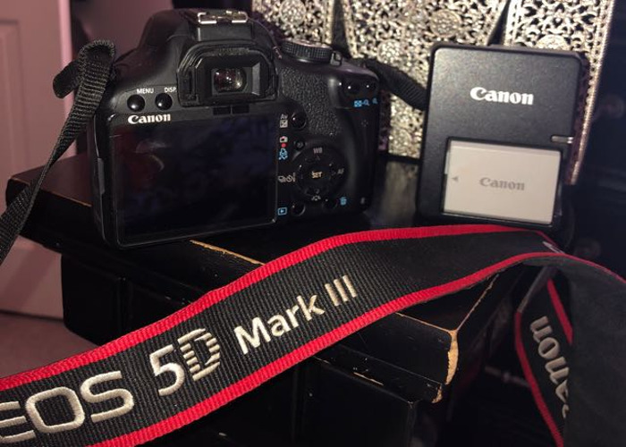 Canon rebel t1i 5D Mark III - 2
