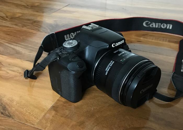 Canon Rebel T1i (incl. 35mm obj) - 2