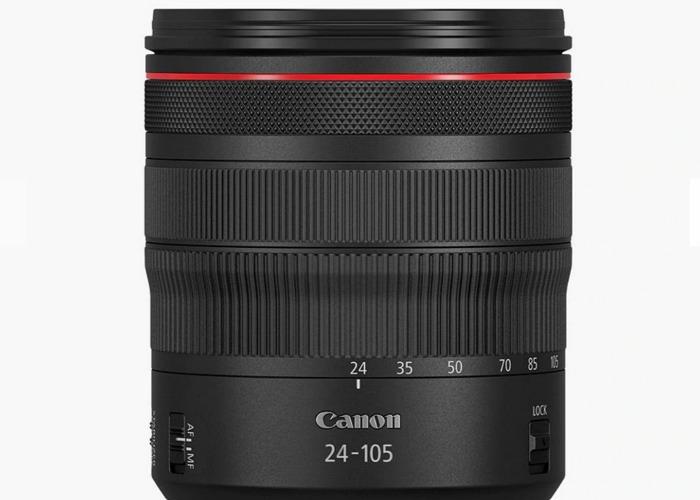 Canon RF 24-105 f./4 L  - 1