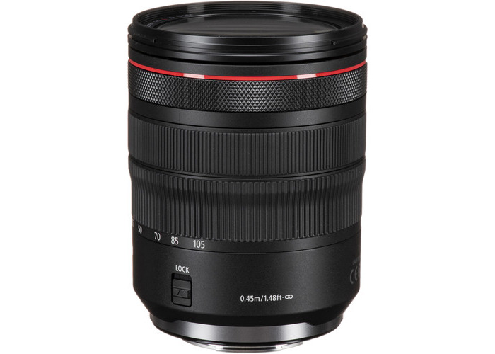 Canon RF 24-105mm f/4L IS USM Lens - 2