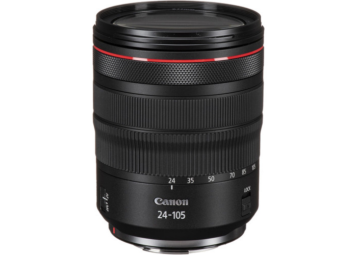 Canon RF 24-105mm f/4L IS USM Lens - 1