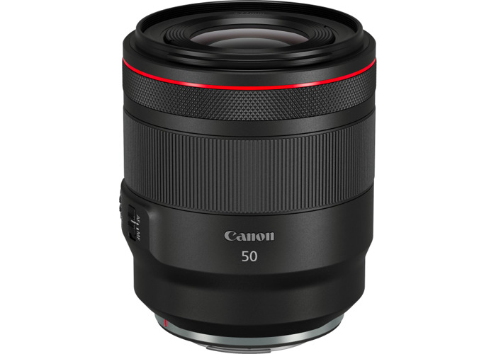 Canon RF 50mm f/1.2L USM Lens - 2