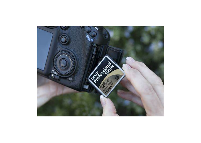 Canon SD Card not included - 1