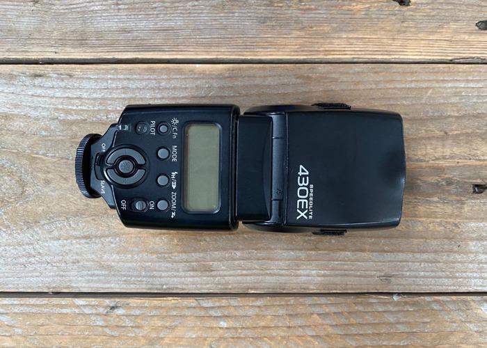 Canon Speedlite 430 EX - 1