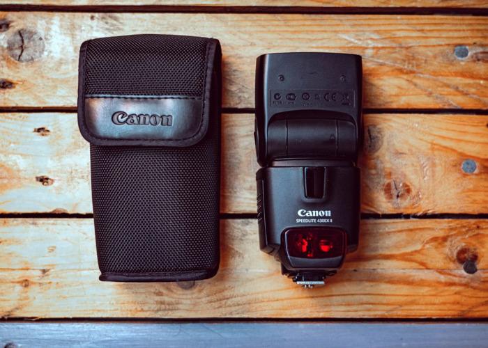 Canon Speedlite 430EX II - 1