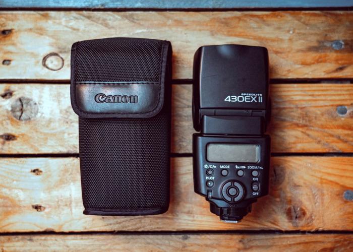 Canon Speedlite 430EX II - 2