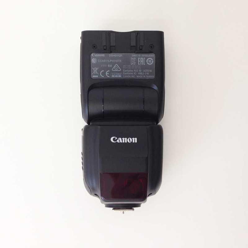 Canon Speedlite 430EX III-RT Flash - 2