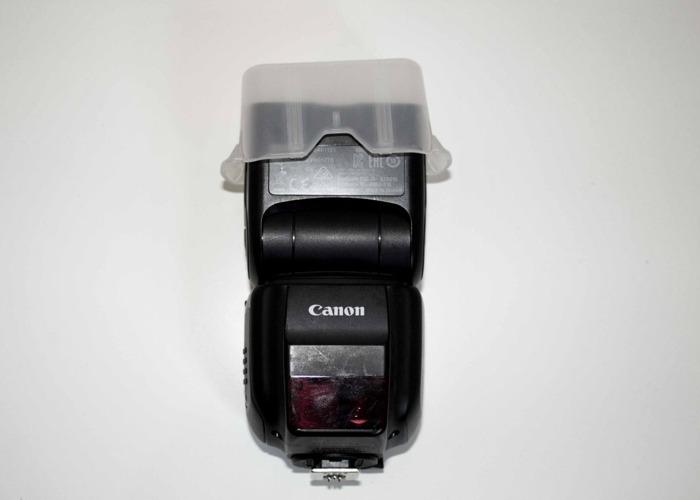 Canon Speedlite 430EX III-RT Flashgun - 2