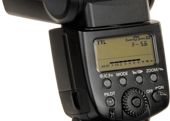 Canon Speedlite 580EX II - 2